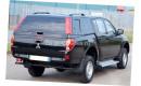 """Металлический кунг V4 """"Sammitr"""" на Mitsubishi L200 с 2013 до 2015г. выпуска"""