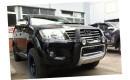 """Защита переднего бампера """"Atlantic"""" для Toyota Hilux"""