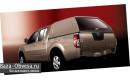 "Кунг Series 2 Full Option ""MaxLiner"" на Nissan Navara"