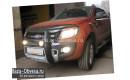 """Защита переднего бампера """"Atlantic"""" для Ford Ranger от 2012г. выпуска"""