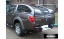 """Кунг G500 спортивного дизайна """"Carryboy"""" на Mitsubishi L200 с 2006 до 2013г. выпуска."""