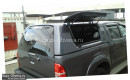 "Кунг RH03 Profi из стекловолокна ""Road Ranger"" на Toyota Hilux с 2011 до 2015г. выпуска"