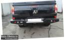 "Бампер задний усиленный ""DDR"" на Mitsubishi L200 с 2006 до 2013г. выпуска"