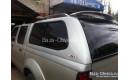 Кунг SJS для пикапа Nissan NP300