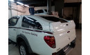 "Кунг S-5 ED из стекловолокна ""Lupotop"" на Mitsubishi L200 с 2013 до 2015г. выпуска"