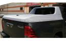"""Крышка кузова Fullbox Sport """"Carryboy"""" на Toyota Hilux с 2015г. выпуска"""