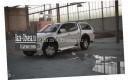 """Кунг S1 Standard из стекловолокна """"Lupotop"""" на Mitsubishi L200 с 2013 до 2015г. выпуска"""