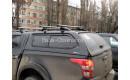 Аэродинамические поперечины на рейлинги для Volkswagen Amarok