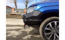 "Бампер передний усиленный ""RIVAL"" на Volkswagen Amarok"