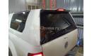 """Кунг RH03 Special из стекловолокна """"Road Ranger"""" на Volkswagen Amarok"""