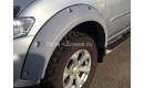 """Расширители колёсных арок """"Бразилия"""" на Mitsubishi L200 с 2006 до 2013г. выпуска"""