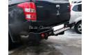 "Бампер задний усиленный BZ-F264 ""DDR"" на Fiat Fullback с 2015г. выпуска"