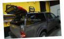 """Металлический кунг V4 """"Sammitr"""" на Toyota Hilux с 2011 до 2015г. выпуска"""