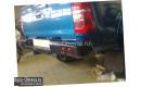 Задний бампер DDR с фонарями для Toyota Hilux до 2014г. выпуска