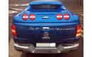 """Крышка кузова Grandbox VIP """"Doga Fiber"""" на Fiat Fullback с 2015г. выпуска"""