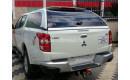"""Кунг Canopy Fixed Window """"Doga Fiber"""" на Mitsubishi L200 с 2015г. выпуска"""