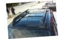 """Рейлинги из алюминия """"Maxport black"""" для Mitsubishi l200"""