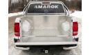 "Защита заднего бампера уголки  ""TCC"" на Volkswagen Amarok"