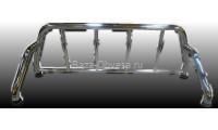 Защитная дуга для Toyota Hilux до 2014г. выпуска