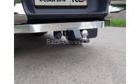 Прицепные устройства на Mercedes-Benz X-Class