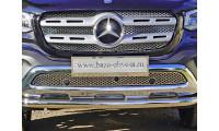 Решетка радиатора на Mercedes-Benz X-Class