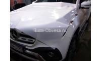 Оклейка защитной пленкой автомобиля Mercedes-Benz X-Class