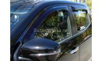 Дефлекторы для Mercedes-Benz X-Class