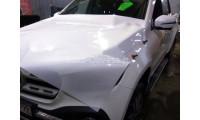 Оклейка защитной пленкой автомобиля Fiat Fullback