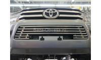 Решетка радиатора для Toyota Hilux с 2015г. выпуска