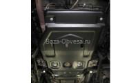 Защита МКПП и РК для УАЗ