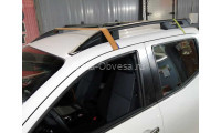 Багажники и рейлинги для Mercedes-Benz X-Class