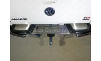 Накладки на Volkswagen Amarok
