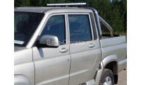 Защитная дуга на УАЗ
