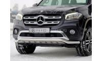 Защита переднего бампера для Mercedes-Benz X-Class