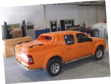 """Крышка Fullbox """"Doga Fiber"""" на Ford Ranger с 2007 до 2011г. выпуска"""