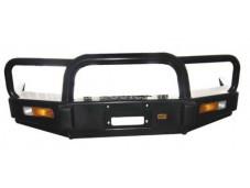 "Передний усиленный бампер ""PIAK"" для Nissan Navara"