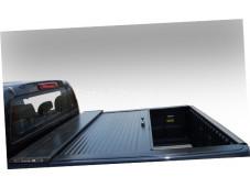 """Алюминиевая крышка кузова Rollback """"Afcarfiber"""" Nissan NP300"""