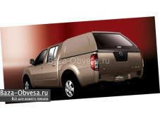 "Кунг Series 2 Full Option ""MaxLiner"" на Nissan Navara"