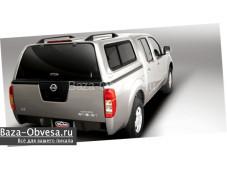 "Кунг 1 Full Option ""MaxLiner"" на Nissan Navara"