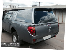 "Кунг RH3 Standard из стекловолокна ""RoadRanger"" на Mitsubishi L200 с 2013 до 2015г. выпуска"