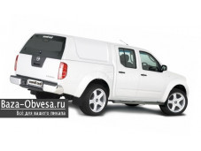 "Кунг RH2 Standart из стекловолокна ""RoadRanger"" на Nissan Navara"