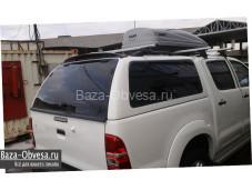 "Кунг S0 ""Carryboy"" (Таиланд) на Toyota Hilux с 2011 до 2015г. выпуска"