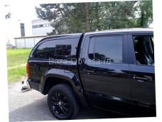 """Кунг Canopy Sliding Window """"Doga Fiber"""" на Volkswagen Amarok"""