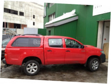 "Кунг S560 ""Carryboy"" (Таиланд) на Toyota Hilux с 2011 до 2015г. выпуска"