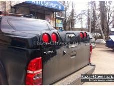 Крышка Grandbox VIP для пикапа Toyota HiLux