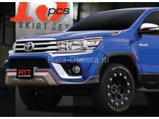 "Аэродинамический обвес MK9 ""FITT "" на Toyota Hilux с 2015г. выпуска"