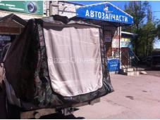 Палатка для Toyota Hilux с 2015г. выпуска