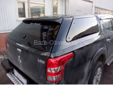 "Кунг из стекловолокна ""Road Ranger"" RH04 на Mitsubishi L200 с 2015г. выпуска"