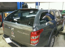 "Кунг Canopy Fixed Window ""Doga Fiber"" на Fiat Fullback с 2015г. выпуска"