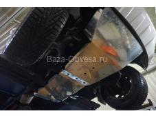 """Защита двигателя """"АВС-Дизайн"""" на Volkswagen Amarok"""